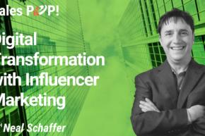 Digital Transformation with Influencer Marketing