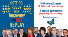 Getting Ready For Recovery – REPLAY AVAILABLE!