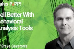 Sell Better With Behavioral Analysis Tools