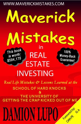 Maverick Mistakes in Real Estate Investing Cover