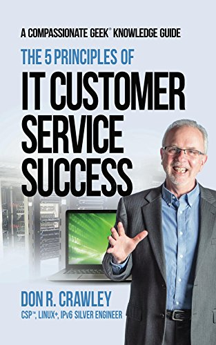 The 5 Principles of IT Customer Service Success Cover