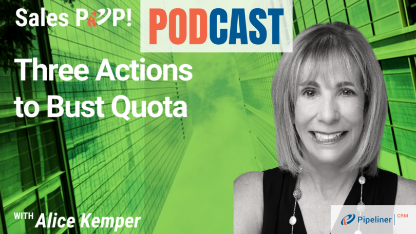 🎧 Three Actions to Bust Quota