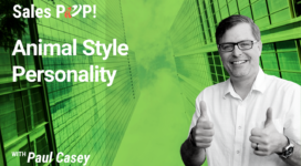 Animal Style Personality (video)