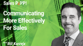 Communicating More Effectively For Sales