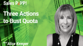 Three Actions to Bust Quota