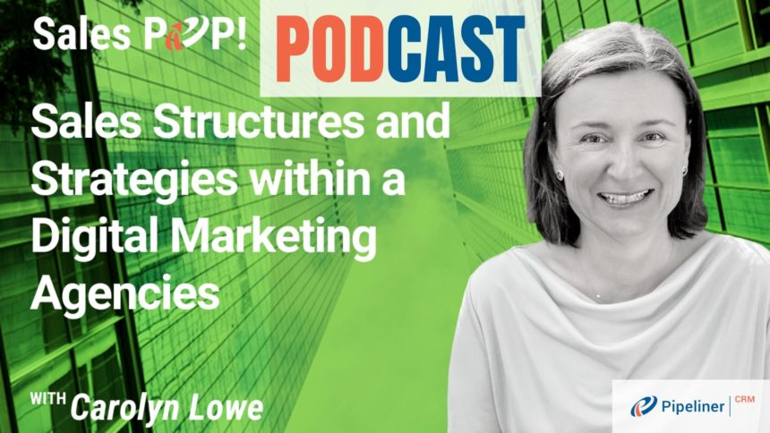 🎧  Sales Structures and Strategies within a Digital Marketing Agencies