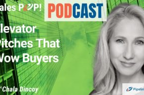 🎧  Elevator Pitches That Wow Buyers