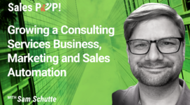 Growing a Consulting Services Business, Marketing and Sales Automation (video)