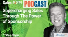 🎧  Supercharging Sales Through The Power of Sponsorship