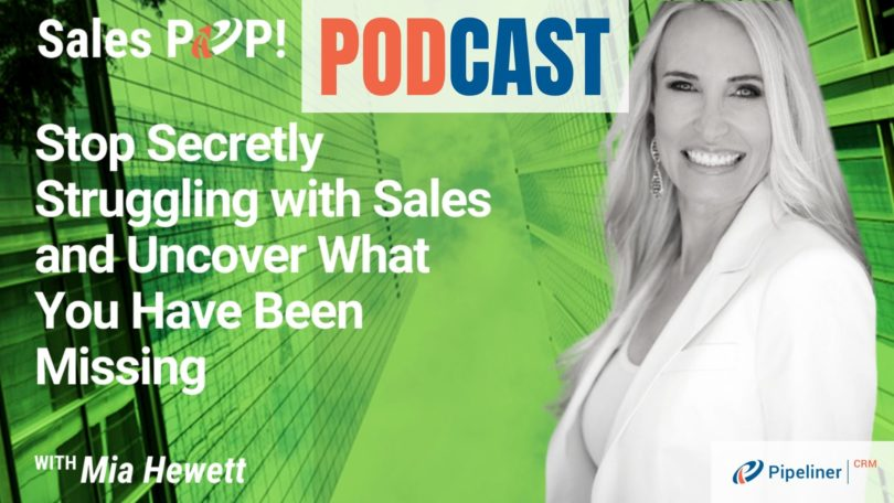 🎧  Stop Secretly Struggling with Sales
