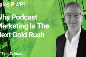 Why Podcast Marketing Is The Next Gold Rush (video)
