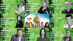 Expert insight interviews on SalesPOP