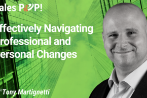 Effectively Navigating Professional and Personal Changes (video)