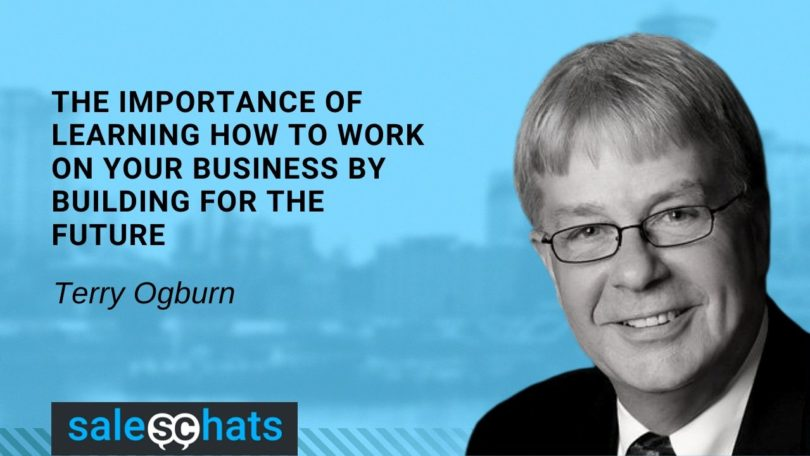 The Importance of Learning How To Work on Your Business By Building For The Future