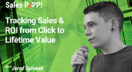 Tracking Sales & ROI From Click To Lifetime Value (video)