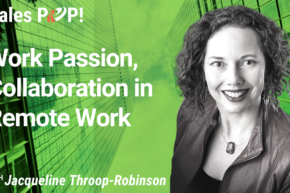 Work Passion, Collaboration in Remote Work (video)
