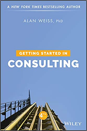 Getting Started in Consulting Cover