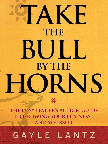 Take the Bull by the Horns: The Busy Leader's Action Guide to Growing Your Business…and Yourself Cover