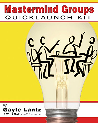 The Mastermind Groups: Quick Launch Kit Cover