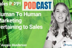 🎧  Human To Human Marketing In Sales