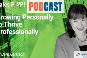 🎧   Growing Personally to Thrive Professionally