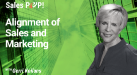 Alignment of Sales and Marketing (video)