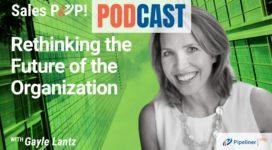 🎧  Rethinking the Future of the Organization