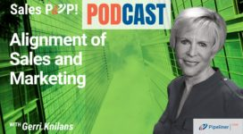 🎧   Alignment of Sales and Marketing