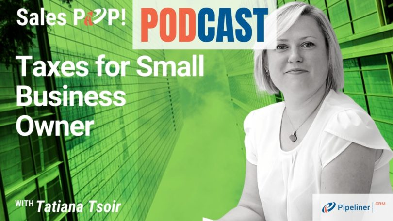 🎧   Taxes for Small Business Owner