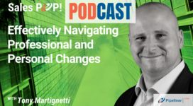 🎧  Effectively Navigating Professional and Personal Changes