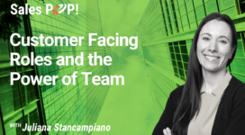 Customer Facing Roles and the Power of Team (video)