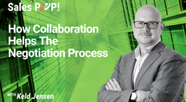 How Collaboration Helps The Negotiation Process (video)