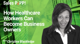 How Healthcare Workers Can Become Business Owners (video)