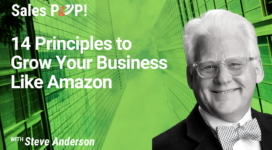 14 Principles How To Grow Your Business Like Amazon (video)