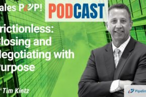 🎧  Frictionless: Closing and Negotiating with Purpose