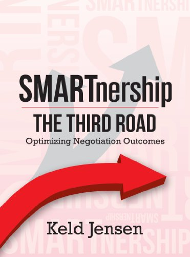 SMARTnership – The Third Road – Optimizing Negotiation Outcomes Cover