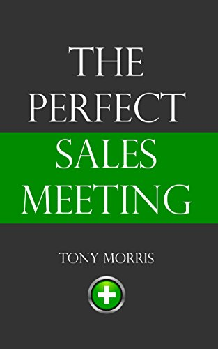 The Perfect Sales Meeting Cover