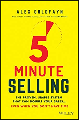 5-Minute Selling Cover