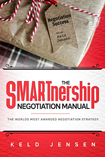 The SMARTnership Negotiation Manual: The worlds most awarded negotiation strategy Cover