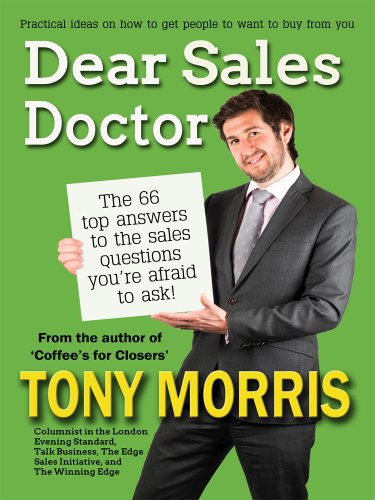Dear Sales Doctor Cover