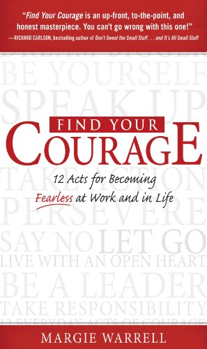 Find Your Courage Cover