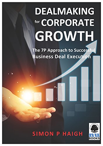 Dealmaking for Corporate Growth Cover