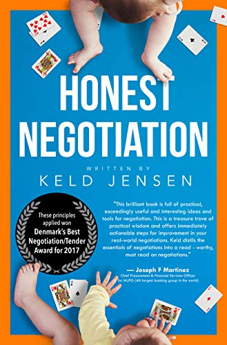 Honest Negotiation Cover