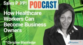 🎧  How Healthcare Workers Can Become Business Owners