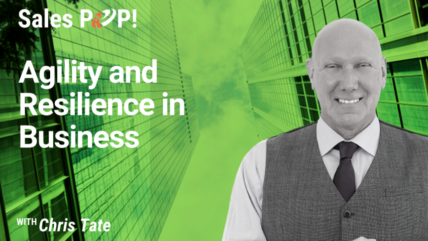 Agility and Resilience in Business (video)