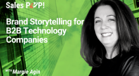 Brand Storytelling for B2B Technology Companies (video)