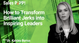 How to Transform Brilliant Jerks into Inspiring Leaders (video)