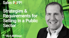 Strategies & Requirements for Selling In a Public Sector (video)