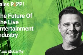 The Future Of The Live Entertainment Industry (video)