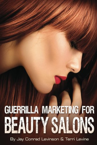 Guerrilla Marketing for Beauty Salons Cover